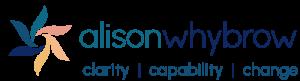 Alison Whybrow logo